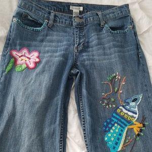 Harold's denim jeans